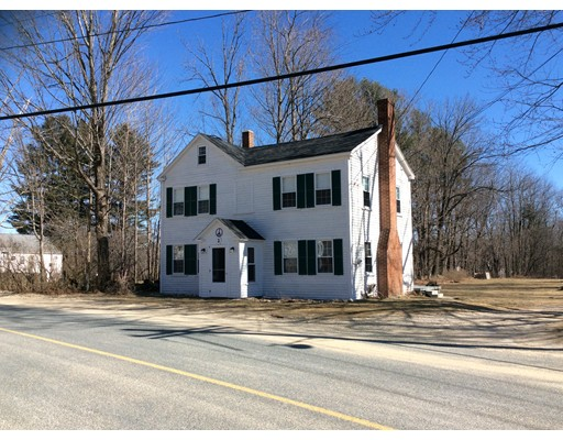 Single Family Home for Sale at 2 On The Common Royalston, Massachusetts 01368 United States