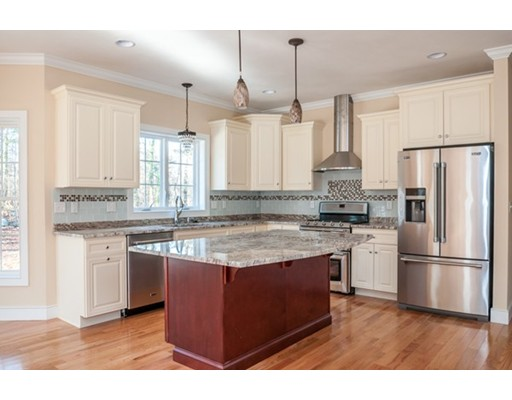 Single Family Home for Sale at 6 Smittys Way Stoneham, Massachusetts 02180 United States