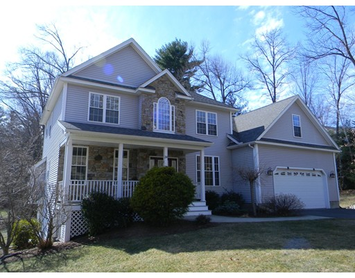 Single Family Home for Sale at 24 Helen Drive Southampton, Massachusetts 01073 United States