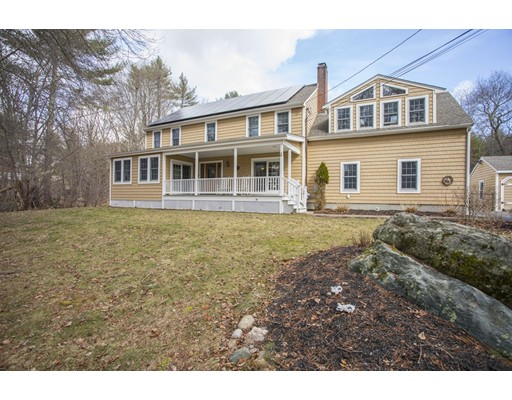 Single Family Home for Sale at 10 S Washington Street Norton, Massachusetts 02766 United States