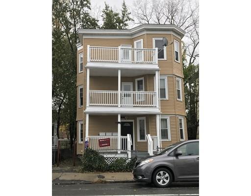 Single Family Home for Rent at 3964 Washington Street Boston, Massachusetts 02131 United States