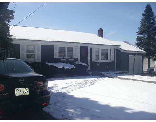 Single Family Home for Sale at 68 Boyden Blvd East Providence, Rhode Island 02915 United States