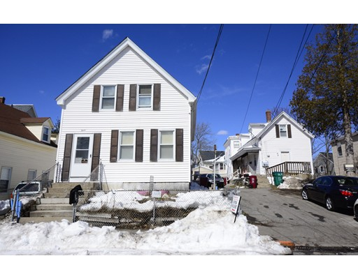 Multi-Family Home for Sale at 12 Gold Street Lowell, 01854 United States