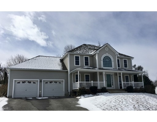 Single Family Home for Sale at 11 Brunelle Drive Rutland, Massachusetts 01543 United States