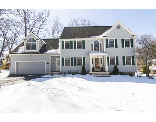 Single Family Home for Sale at 19 Autumn Lane Natick, Massachusetts 01760 United States