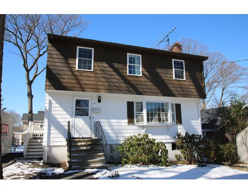 Single Family Home for Sale at 14 Houston Street Wakefield, Massachusetts 01880 United States
