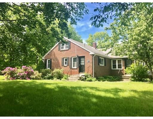 独户住宅 为 销售 在 10 Chestnut Street Hatfield, 01038 美国