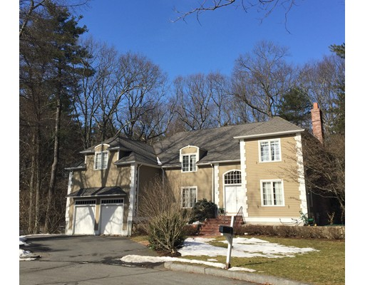 独户住宅 为 出租 在 91 Pheasant Landing Road Needham, 马萨诸塞州 02492 美国