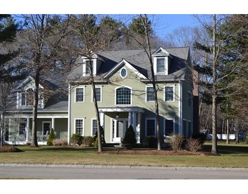 Single Family Home for Sale at 12 Michael Lane Mansfield, Massachusetts 02048 United States