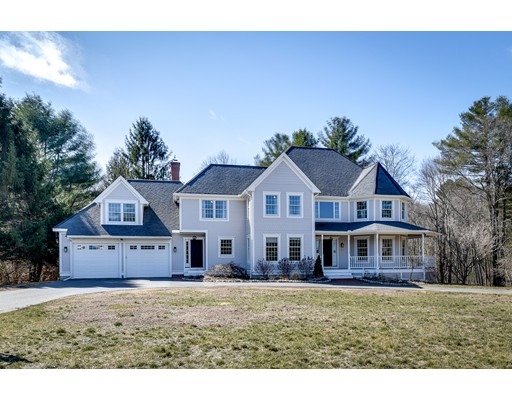 Single Family Home for Sale at 136 SOUTH MAIN Street Sherborn, Massachusetts 01770 United States