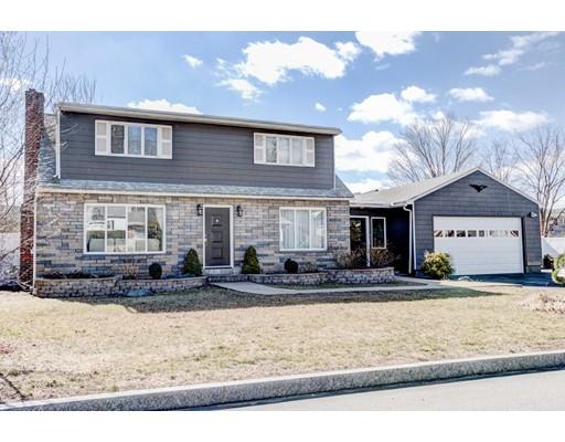 独户住宅 为 销售 在 575 Central Street Manchester, 新罕布什尔州 03103 美国