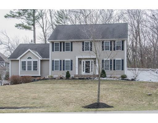 Частный односемейный дом для того Продажа на 26 Pillsbury Lane Georgetown, Массачусетс 01833 Соединенные Штаты