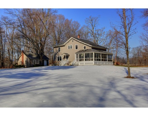 Single Family Home for Sale at 176 Maple Avenue Sheffield, Massachusetts 01257 United States