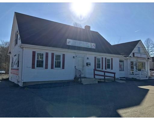 Commercial pour l Vente à 9 Cape Road 9 Cape Road Taunton, Massachusetts 02780 États-Unis