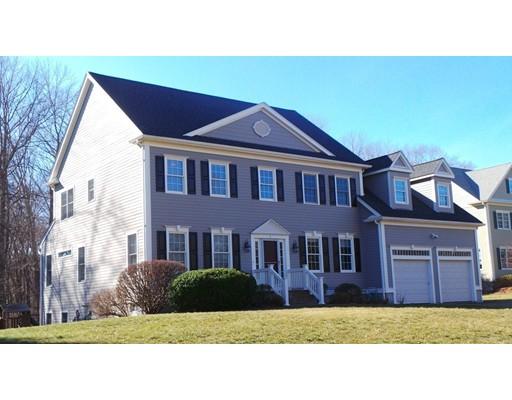 Single Family Home for Sale at 4 Truax Lane Foxboro, Massachusetts 02035 United States