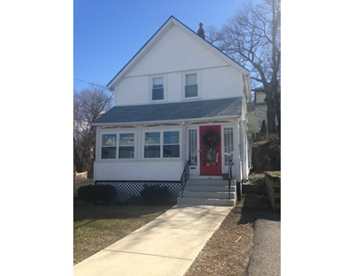 Single Family Home for Rent at 20 Havelock Street Malden, Massachusetts 02148 United States