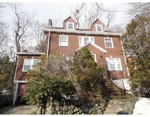 Single Family Home for Rent at 34 manet Newton, Massachusetts 02467 United States