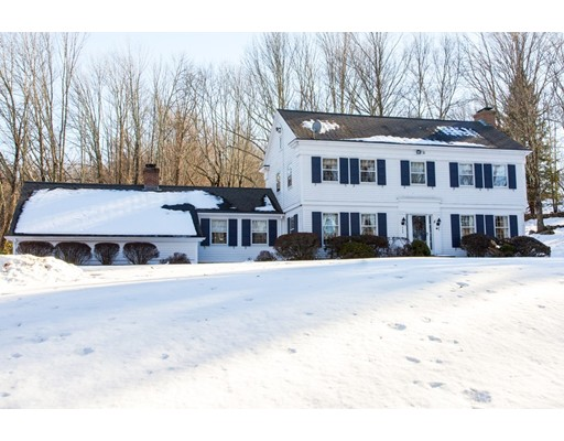 Single Family Home for Sale at 720 Route 197 Woodstock, Connecticut 06281 United States