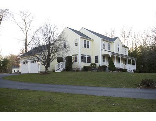 Частный односемейный дом для того Продажа на 1929 Horton Street Dighton, Массачусетс 02764 Соединенные Штаты