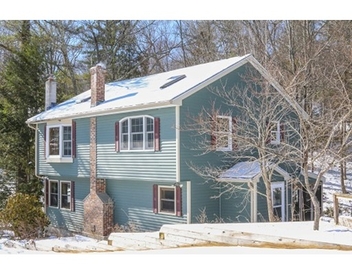Single Family Home for Sale at 30 Pine Tree Drive Holland, Massachusetts 01521 United States