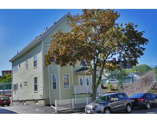 独户住宅 为 出租 在 100 Flint Street Somerville, 马萨诸塞州 02143 美国