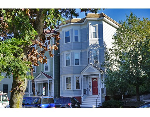 Single Family Home for Rent at 392 Washington Street Somerville, Massachusetts 02143 United States