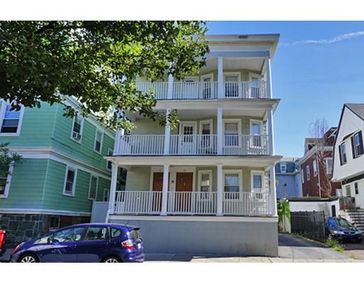 Single Family Home for Rent at 51 Pinckney Street Somerville, Massachusetts 02145 United States