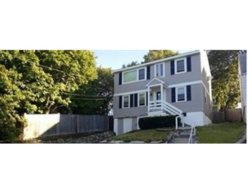 154  Parke Ave,  Quincy, MA