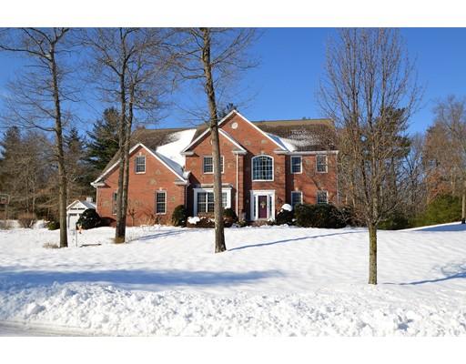 Maison unifamiliale pour l Vente à 27 Hayden Lane Franklin, Massachusetts 02038 États-Unis