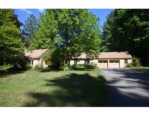 Single Family Home for Sale at 712 Pratt Corner Road Shutesbury, Massachusetts 01072 United States