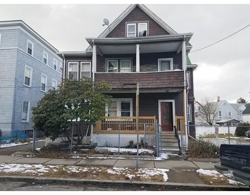 Casa Multifamiliar por un Venta en 42 Baker Street Lynn, Massachusetts 01902 Estados Unidos