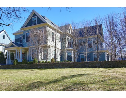 Single Family Home for Sale at 20 Exeter Street Newton, Massachusetts 02465 United States
