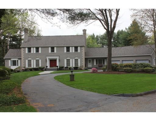 Casa Unifamiliar por un Venta en 204 Shaker Road Longmeadow, Massachusetts 01106 Estados Unidos