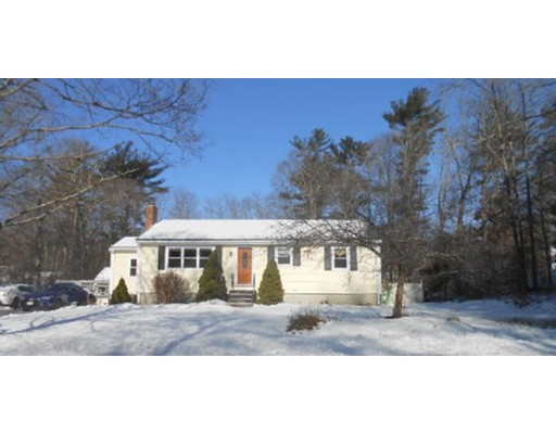 独户住宅 为 销售 在 49 FOREST TRAIL East Bridgewater, 02333 美国