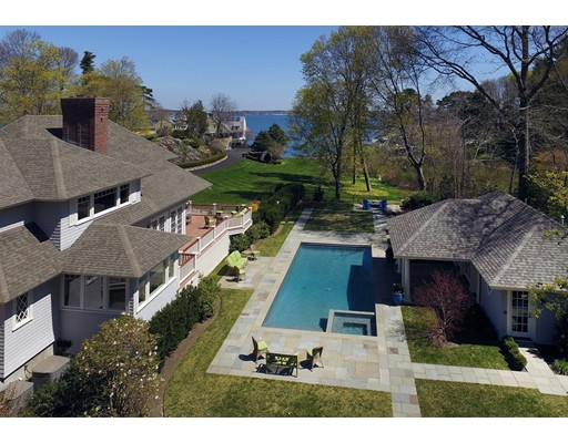 Casa Unifamiliar por un Venta en 1 Anchorage Lane Marblehead, Massachusetts 01945 Estados Unidos