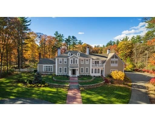 Maison unifamiliale pour l Vente à 177 Pleasant Street 177 Pleasant Street Norwell, Massachusetts 02061 États-Unis
