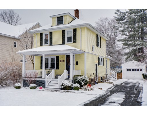 Single Family Home for Sale at 78 Kendall Lane Natick, Massachusetts 01760 United States