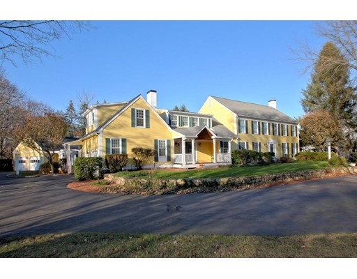 Single Family Home for Sale at 62 Old Connecticut Path 62 Old Connecticut Path Wayland, Massachusetts 01778 United States