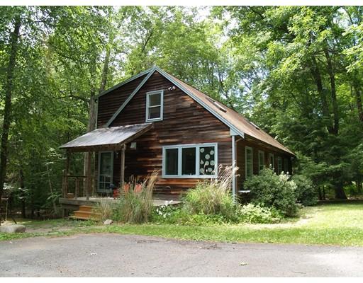 Частный односемейный дом для того Продажа на 73 Weatherwood Road Shutesbury, Массачусетс 01072 Соединенные Штаты