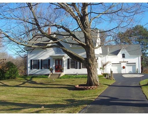 واحد منزل الأسرة للـ Sale في 119 Elm Street East Bridgewater, Massachusetts 02333 United States