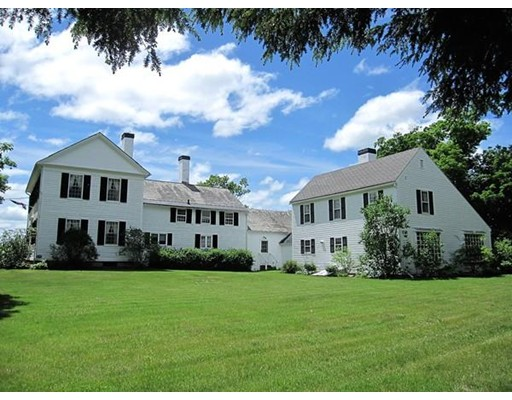 Maison unifamiliale pour l Vente à 164 Upper Farms Road 164 Upper Farms Road Northfield, Massachusetts 01360 États-Unis