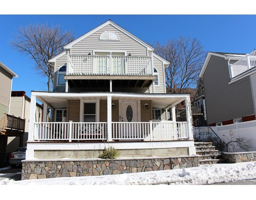 Single Family Home for Sale at 156 Locust Street Winthrop, Massachusetts 02152 United States