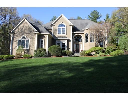 Maison unifamiliale pour l Vente à 38 High Ridge Circle Franklin, Massachusetts 02038 États-Unis
