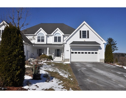 Condominium for Sale at 14 Turtle Hill Road Ayer, Massachusetts 01432 United States