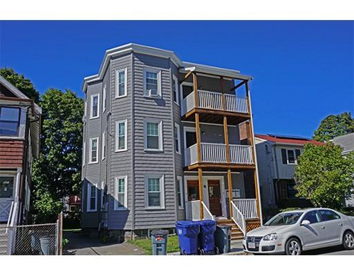 Casa Unifamiliar por un Alquiler en 37 Magoun Street Cambridge, Massachusetts 02140 Estados Unidos
