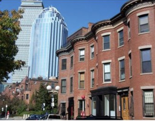 Single Family Home for Rent at 219 W. Newton Street Boston, Massachusetts 02116 United States