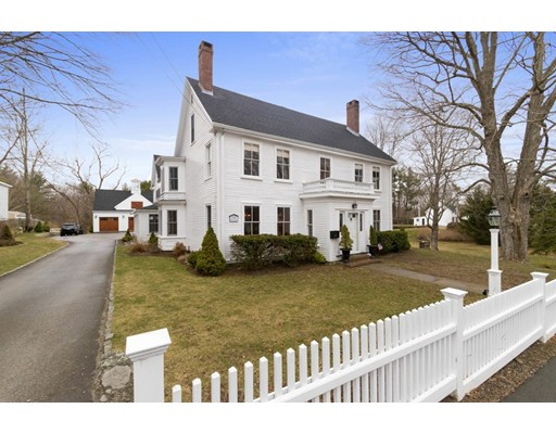 Single Family Home for Sale at 675 Main Street Hingham, Massachusetts 02043 United States