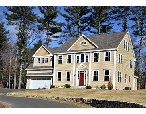 Single Family Home for Sale at 3 Constitution Drive Acton, Massachusetts 01720 United States