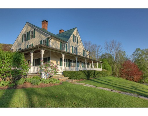 Single Family Home for Sale at 137 Jerusalem Road Tyringham, Massachusetts 01264 United States