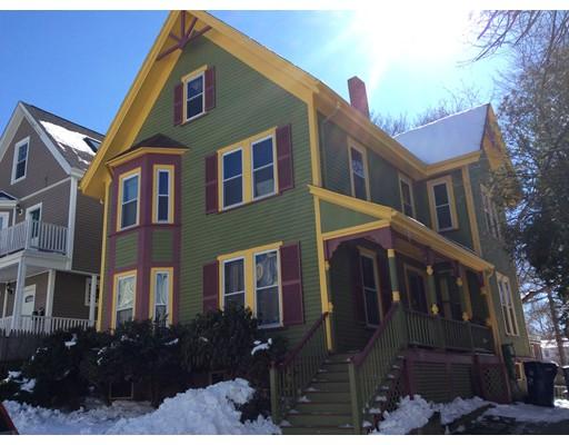 Single Family Home for Rent at 39 Dracut Street Boston, Massachusetts 02124 United States